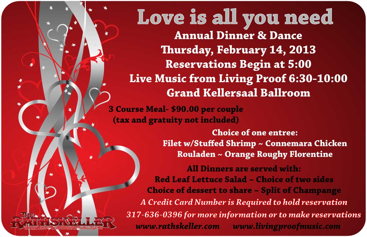 Valentine S Day Options In Downtown Indianapolis Around Indy